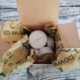 Six Compostable Tea Lights For Our Luxury Wax Melts (1)