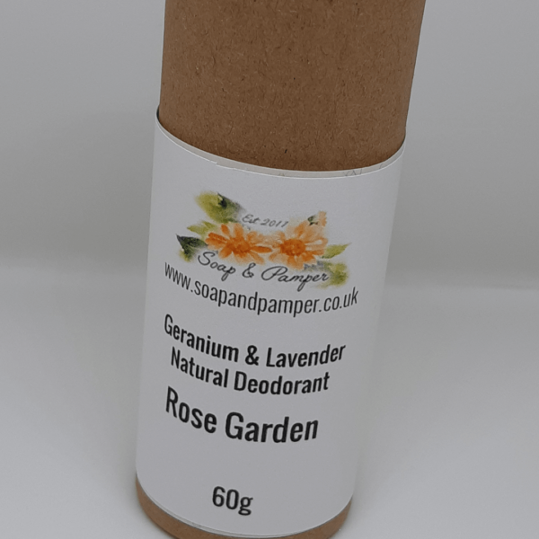 Soap And Pamper - Rose Garden Deo 5