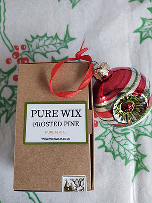 Pure Wix - Wax Melt Frosted Pine